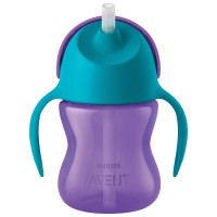 Philips AVENT Straw Cup 7OZ PK1 (SCF796/00)