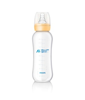 Philips AVENT Standard Neck Bottle 300ml Pk1 (SCF972/17)