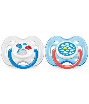 Philips AVENT Pacifiers 0-6 Fashion PK2 (SCF172/18)