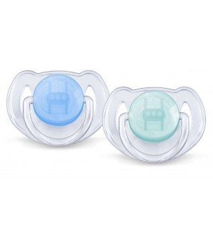Philips AVENT classic Pacifiers (SCF170/22) 6-18 Months