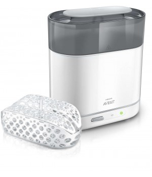 Philips AVENT 4-IN-1 Electric Steam Sterilizer (SCF286/02)