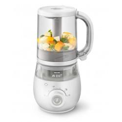 Philips AVENT 4 in 1 Healthy Baby Food Maker (SCF875/02)