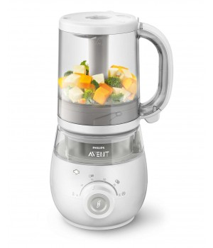 Philips AVENT 4 in 1 Healthy Baby Food Maker (SCF875/02)