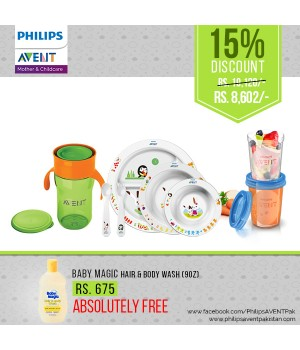Philips Avent 3 years Toddler Combo