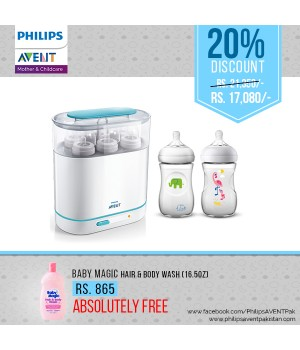 Philips Avent Electrical Combo 1