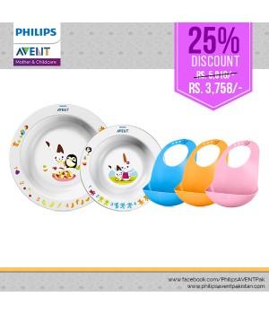 Philips Avent 6M+ Baby Combo