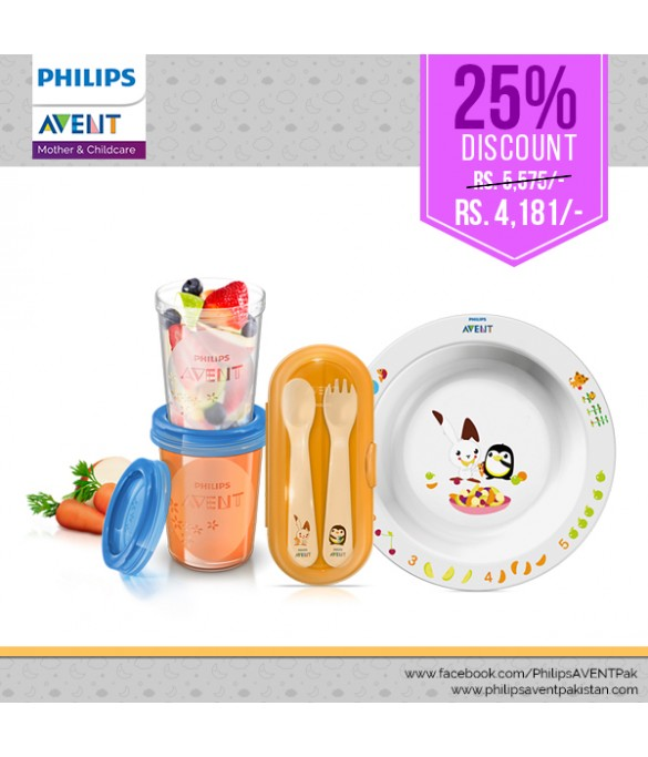 Philips Avent 12M+ Toddler Combo 3