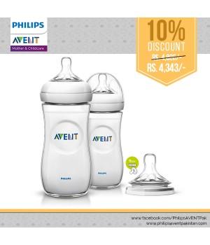 Philips Avent 12M+ Baby Combo 4