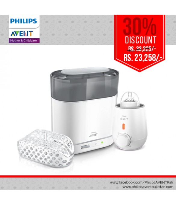Philips Avent Electrical Combo 7