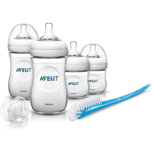 Philips AVENT New Born Starter Set Natural Range (SCD290/11)