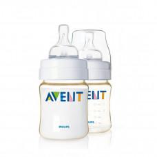 Philips AVENT 260ml Feeding Bottle PK2 (Advanced Range) (SCF663/27)
