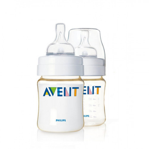 Philips AVENT 260ml Feeding Bottle PK2 (Advanced Range) (SCF663/27)