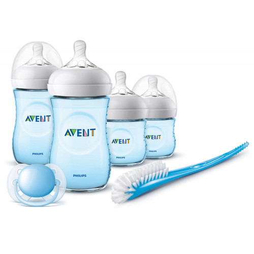Philips AVENT New Born Starter Set Natural Range BLUE (SCD290/14)