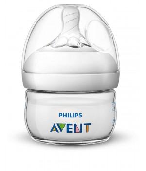 Natural II PP 60ml Feeding Bottle PK1 - (SCF039/17)