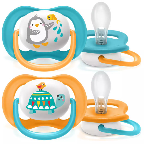Philips Avent ultra air 6-18m pacifier (SCF080/07)