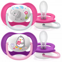 Philips Avent ultra air 6-18m pacifier (SCF080/08)