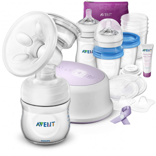 Philips AVENT pump, store, feed & care all-in-one set (SCD292/31)