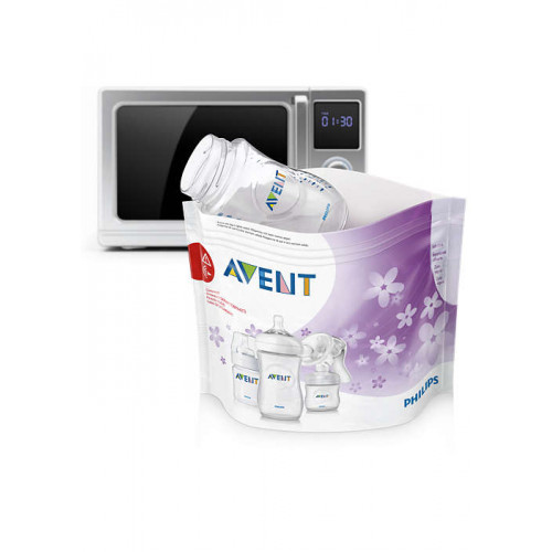 Philips AVENT Microwave Sterilizer Bags (SCF297/05)