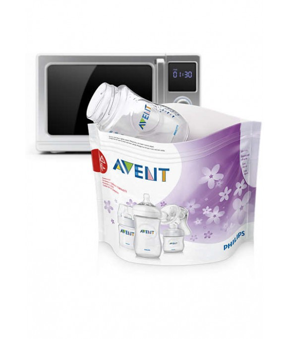 Philips AVENT Microwave Sterilizer Bags (SCF297/05)