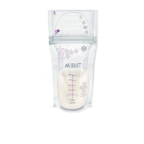 Philips AVENT Breast Milk Storage Bags (SCF603/25)
