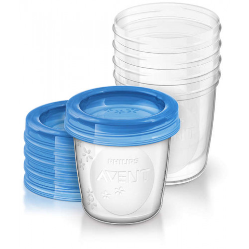Philips Avent Breast Milk Storage Cup (SCF619/05)