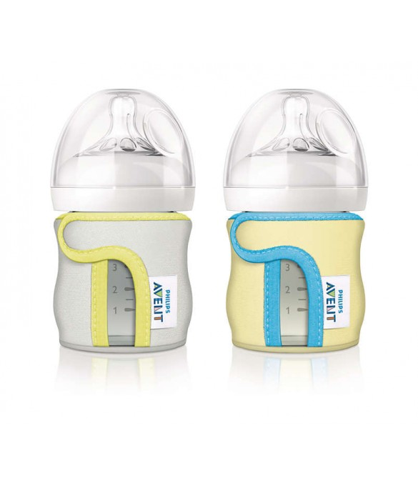 Philips AVENT Glass Bottle Sleeve 120ml (SCF675/01)