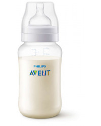 Anti-Colic Bottle PP 330ml Pk1 - SCF816/17