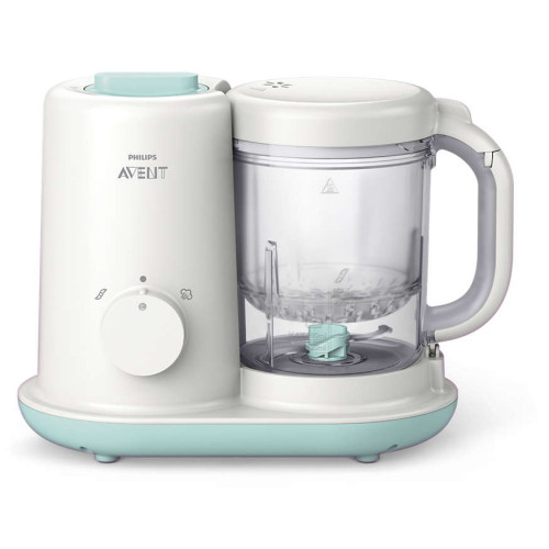 Philips AVENT 2-IN-1 Steamer Blender 220 watt (SCF862/02)