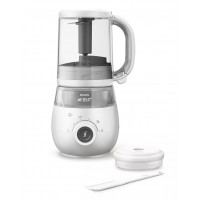 Philips AVENT 4-in-1 healthy baby food maker SCF883/02