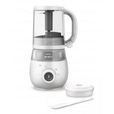 Philips AVENT 4-in-1 healthy baby food maker SCF883/02
