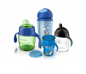 Non-Spill Cups