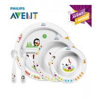 Philips Avent Toddler Mealtime Set - SCF716/00