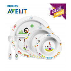 Philips Avent Toddler Mealtime Set - SCF716/00
