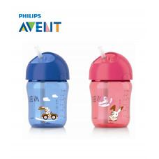 Philips AVENT Rainier Straw Cup 9 OZ (SCF760/00)
