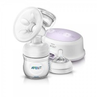 Philips AVENT Natural Single Electric Breast Pump Ultra comfort - SCF332/31