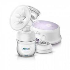 Philips AVENT Natural Single Electric Breast Pump Ultra comfort - SCF332/31