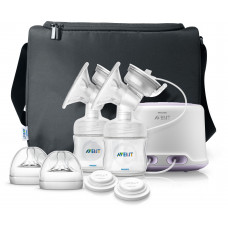 Philips AVENT Natural Double Elec. Breast Pump - SCF334/02