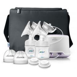 Philips AVENT Natural Double Elec.Breast Pump - SCF334/02
