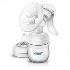 Philips AVENT Comfort Manual Breast Pump (Natural Range) (SCF330/20)