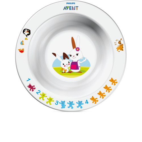 Philips Avent Toddler bowl small 6m+  (SCF706/00)