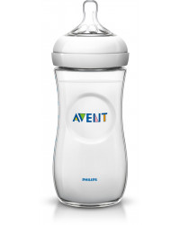 Philips AVENT Natural II PP 330ml Feeding Bottle PK1 - (SCF696/13)