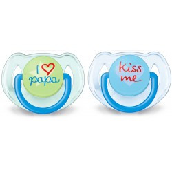 Philips AVENT Classic Pacifiers (SCF172/70)